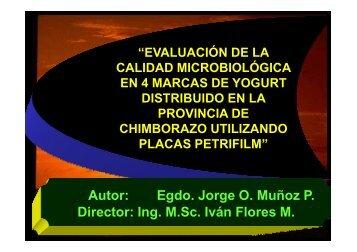 Nº y - DSpace ESPOCH - Escuela Superior Politécnica de ...