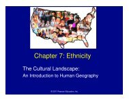 Chapter 7: Ethnicity - legacyjr.net