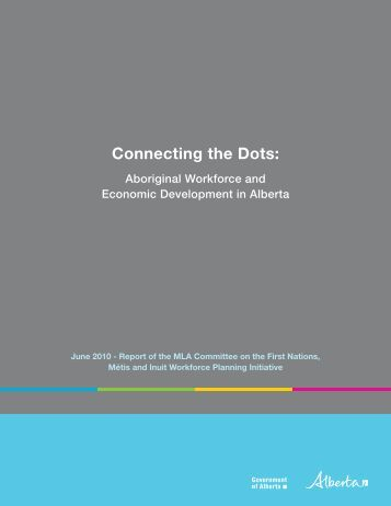 Connecting the Dots: Aboriginal Workforce and Economic ...