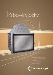 Katalóg Kratki - krbové vložky (.pdf) - SOLARsystems