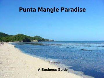 Punta Mangle Paradise - Frantech Asia