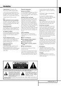 HK 980 Integrated Amplifier - Harman Kardon - Page 3