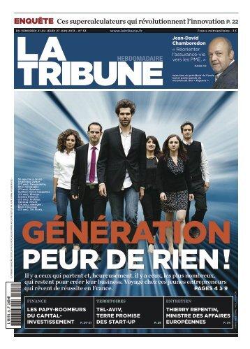 ENQUÊTE - La Tribune