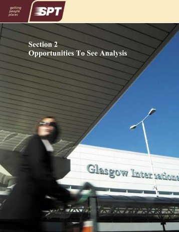 Section 2 Opportunities To See Analysis - Transport Scotland