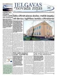 2013. gada maijs Nr.5 - Jelgavas rajona padome