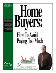 How ToAvoid Paying Too Much - John Procenko