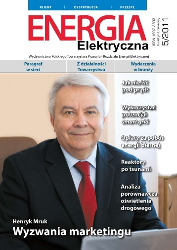 numer 5/2011 - E-elektryczna.pl