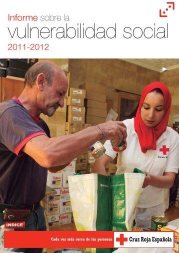 informe sobre la vulnerabilidad social 2011-2012 - Informe anual ...