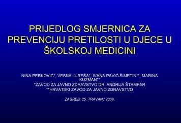 Dr. Nina Perković