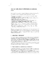 The LiF dark matter experiment at 2amioka mine M. Minowa1GH, K ...