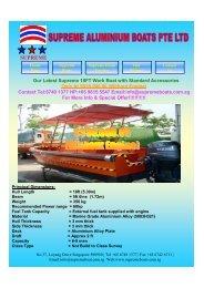 supreme aluminium boat pte ltd
