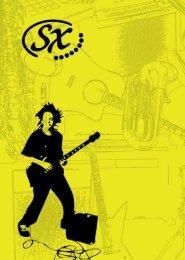 Guitarra SX Swamp Ash series