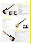 Guitarra SX Swamp Ash series - Page 5