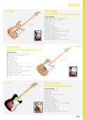 Guitarra SX Swamp Ash series - Page 7