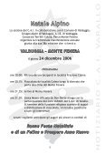 Notiziario anno 2006 - CAI Sezione Varallo Sesia - Page 7