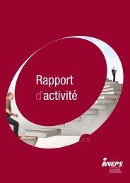 Rapport d'activité - IWEPS