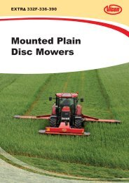 Vicon Mowers without.. - Edney Distributing Co. Inc.