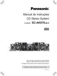 SC-AK970LB-K.pdf - Panasonic