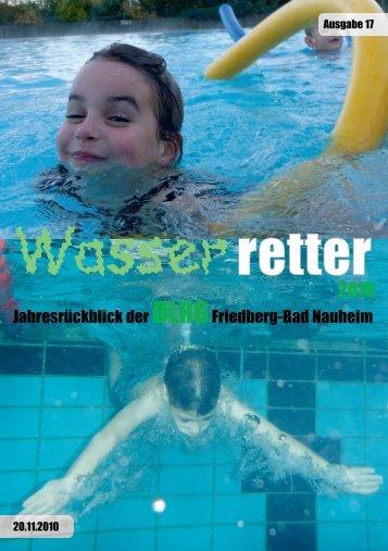 Veranstaltungen 2011 - DLRG OG Friedberg-Bad Nauheim eV