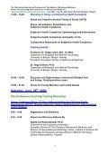 Program in details - Neuroscience.mahidol.ac.th - Mahidol University - Page 3