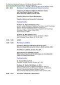 Program in details - Neuroscience.mahidol.ac.th - Mahidol University - Page 4