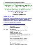 Program in details - Neuroscience.mahidol.ac.th - Mahidol University - Page 7
