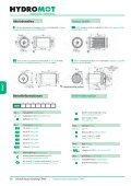 CPMV Hydraulik Motor CPMV Hydraulic Motor - Page 6
