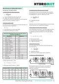 CPMV Hydraulik Motor CPMV Hydraulic Motor - Page 7
