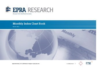 Monthly Index Chart Book - EPRA