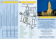 RUSTER ADVENTMEILE - Neusiedler See