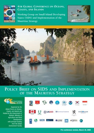 (SIDS) and Implementation of the Mauritius Strategy - Global Ocean ...