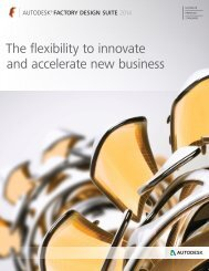Factory Design Suite Brochure - EMA Design Automation, Inc.