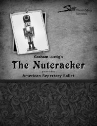 The Nutcracker - State Theatre