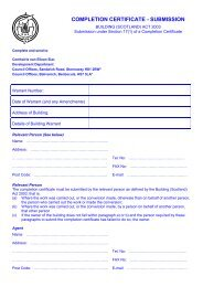 completion certificate - submission - Comhairle nan Eilean Siar