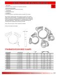 Hose Clamps & Installation Tools - RGA and PSM Fasteners - Page 2