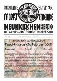 Unser Finanzierungsangebot: ab - Neunkirchen am Brand