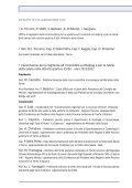 REPORTING SYSTEM - Alleanza Contro il Cancro - Page 6