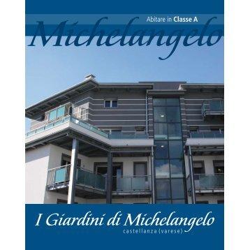I Giardini di Michelangelo - NuoveCostruzioni.it