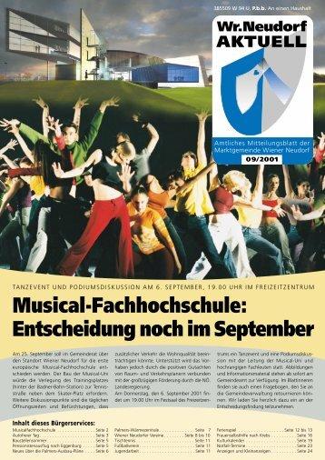 Musical-Fachhochschule: Entscheidung noch im ... - RiSKommunal