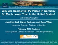 Why Are Residential PV Prices in Germany So Much Lower Than in ...