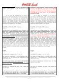 Amendment to the Articles of Association - Coca Cola İçecek - Page 4