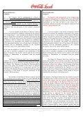 Amendment to the Articles of Association - Coca Cola İçecek - Page 6