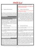 Amendment to the Articles of Association - Coca Cola İçecek - Page 7
