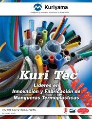 Líderes en Innovación y Fabricación de Mangueras Termoplásticas