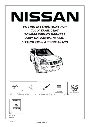 Nissan D21 Ignition Switch Wiring Diagram