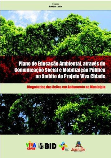 Diagnóstico das Ações em Andamento no Município - Prefeitura de ...
