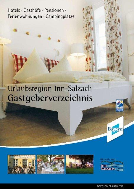 Gastgeberverzeichnis - Stadt Mühldorf am Inn