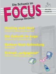 Hosting statt Host Die Zukunft im Auge Sichere Host-Anbindung ...