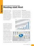 Hosting statt Host Die Zukunft im Auge Sichere Host-Anbindung ... - Page 5