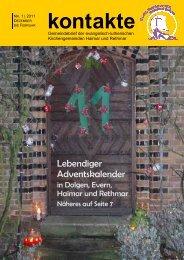 kontakte_1101_rethmar_haimar -pdf 2,4mb - Kirchenkreis Burgdorf